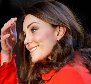 Kate Middleton, où est sa bague de fiançailles ?