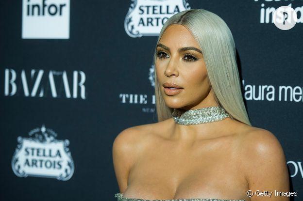 Elle a totalement déraillé — Kim Kardashian