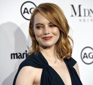 Emma Stone : elle ose la permanente et nous replonge dans les années 80