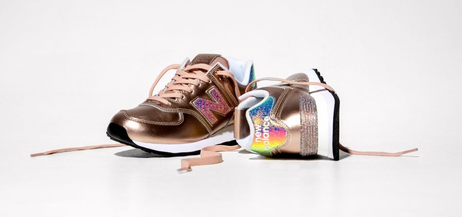 #Wanted : New Balance dévoile ses nouvelles sneakers glitter