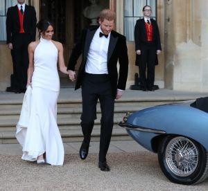 Meghan Markle : sa seconde robe de mariée (la vraie) est dispo sur Net-à-Porter