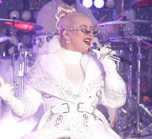 Christina Aguilera, Kim Kardashian : les stars accueillent 2019 comme il se doit