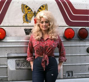 Dolly Parton, éternelle inspiration