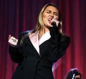 Miley Cyrus, incognito en homme pour RuPaul's Drag Race