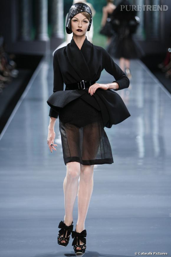 Défilé [brand=4294930497]Christian Dior[/brand] Haute Couture, Automne-Hiver 2008