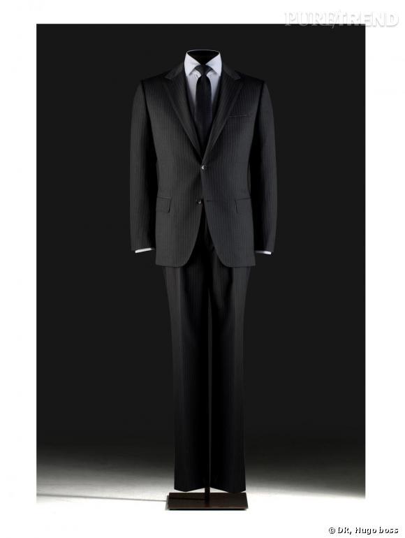 Tailored line hugo boss costume