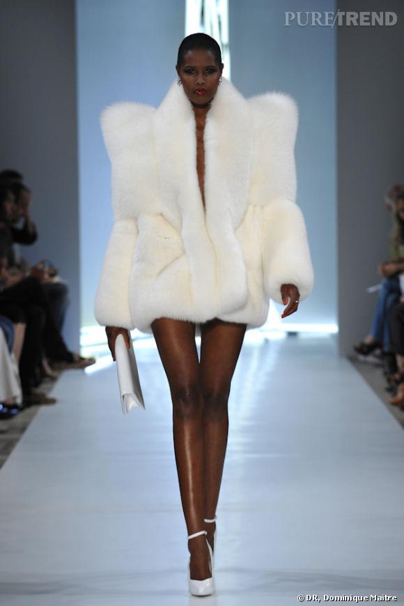 Présentation Couture Hiver 2009-2010 : Alexandre Vauthier