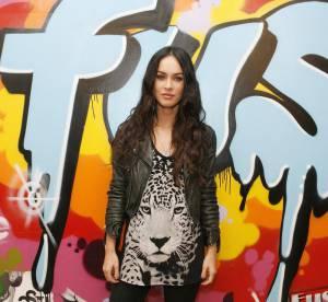Megan Fox, un look à copier : parfaite dans un style rock et glamour
