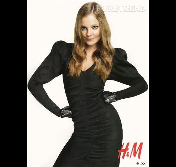 Eniko Mihalik pour H&M