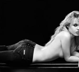 Georgia May Jagger, égérie rock de Hudson Jeans