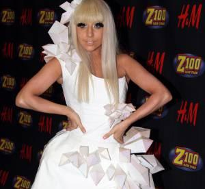 Lady Gaga, des podiums à la scène