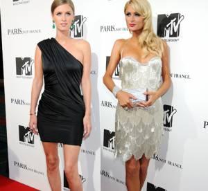 Paris et Nicky Hilton: le match mode