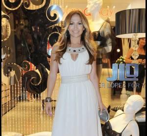 Jennifer Lopez, blanche vestale