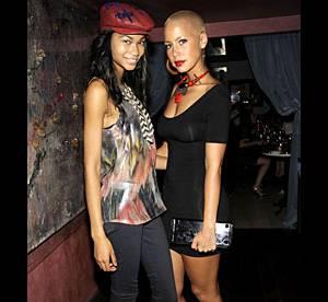 Chanel Iman et Amber Rose, les it-copines: nouvelle tendance?
