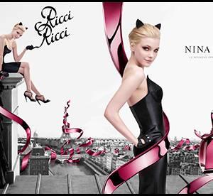 Jessica Stam pour le nouveau parfum Nina Ricci