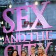 Première de  Sex & The City, Le Film  à Berlin en 2008