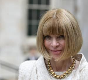 Anna Wintour fait son retour à la Fashion Week de Londres