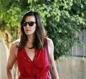 Liv Lyler : chic et bohème en petite robe rouge
