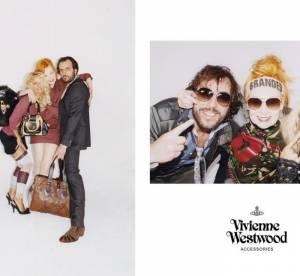 Pamela Anderson de nouveau égérie pour Vivienne Westwood