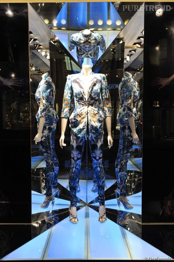 Boutique Alexander McQueen