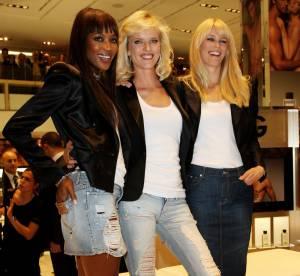 Naomi, Eva et Claudia, toujours au top