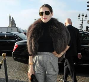 Amira Casar : l'art de porter le pantalon à carreaux
