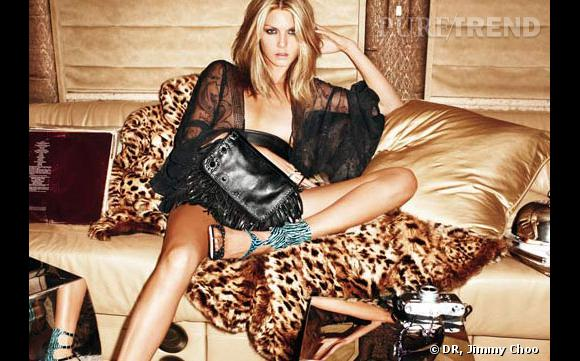 Campagne automne-hiver 2009 Jimmy Choo