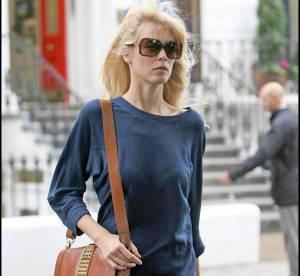 Claudia Schiffer : détendue mais toujours splendide après la Fashion Week !