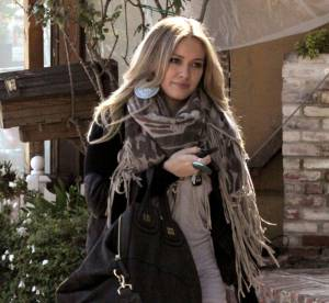 Hilary Duff : casual mais girly !