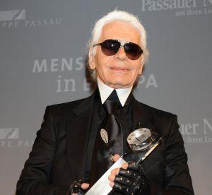 Karl Lagerfeld honoré