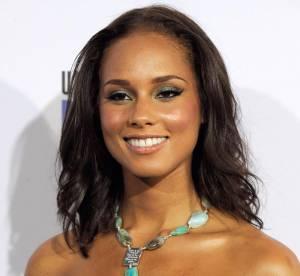 Alicia Keys, la robe qui va bien