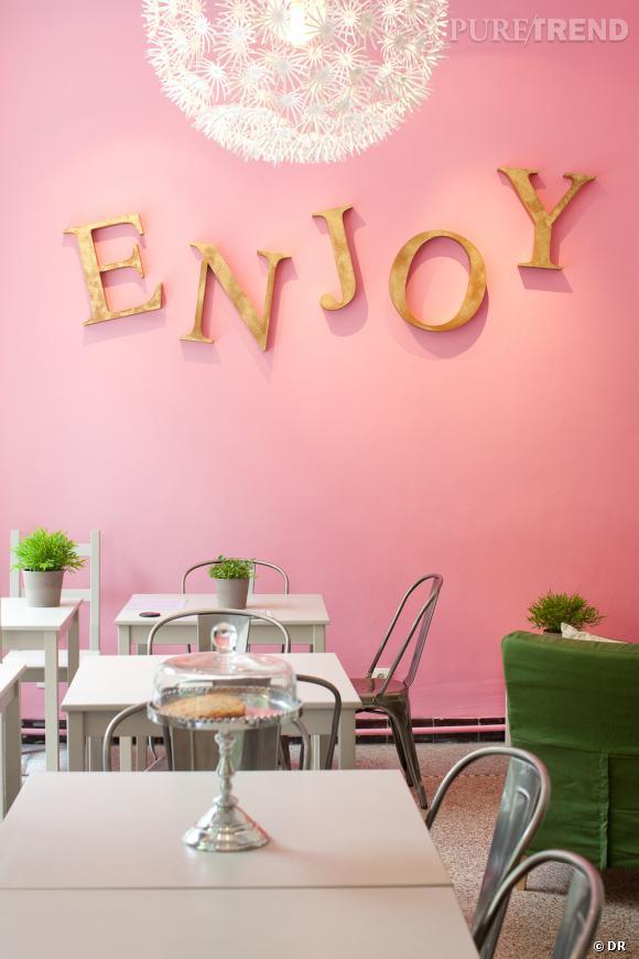 Salon de thé et atelier céramique, biscuit & biscuit,  9 rue de Lodi