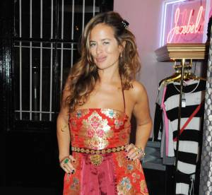 Jade Jagger, une vraie pin-up