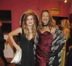 Jerry Hall et Georgia May Jagger : telle mère, telle fille !