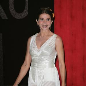 Victoria Abril lors de la soirée d'ouvertude du Festival du Film de Marrakech