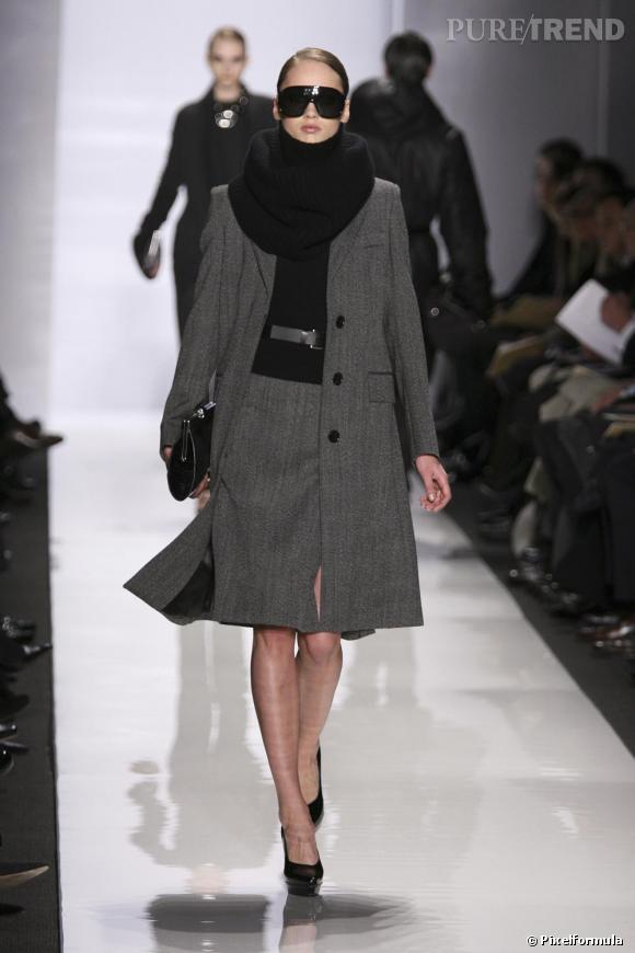 défilé michael Kors, collection automne hiver 2009/2010