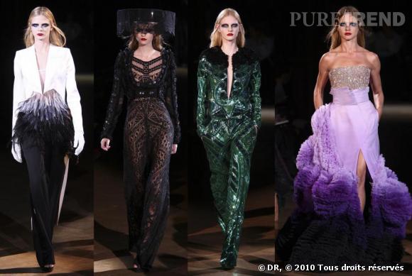 Défilé Haute Couture Printemps-Eté 2010 : Givenchy