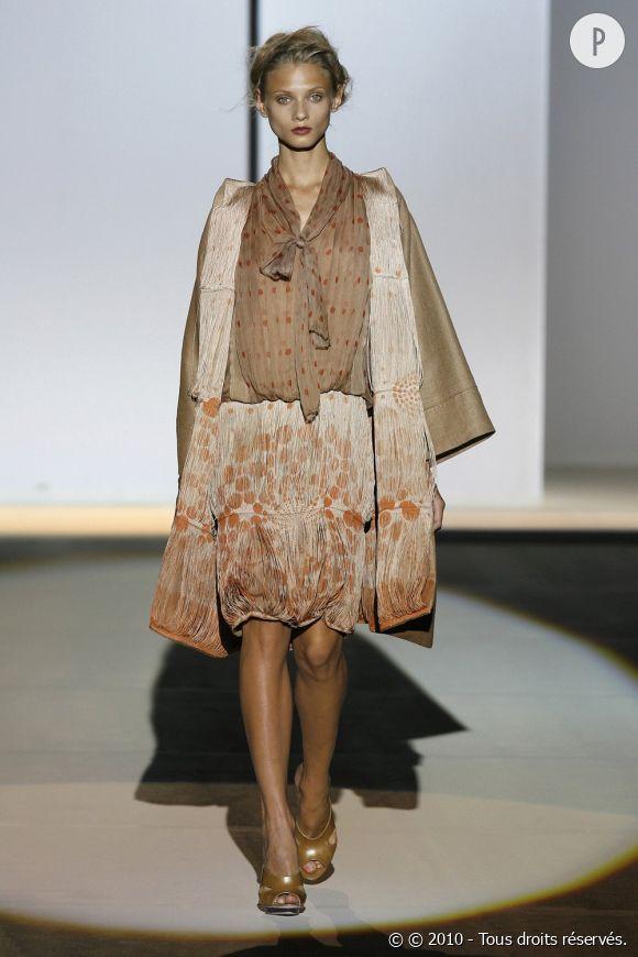 Défilé Alberta Ferretti - Milan Printemps Eté 2009