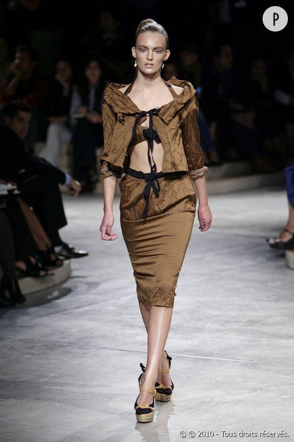 Défilé Prada - Milan Printemps Eté 2009