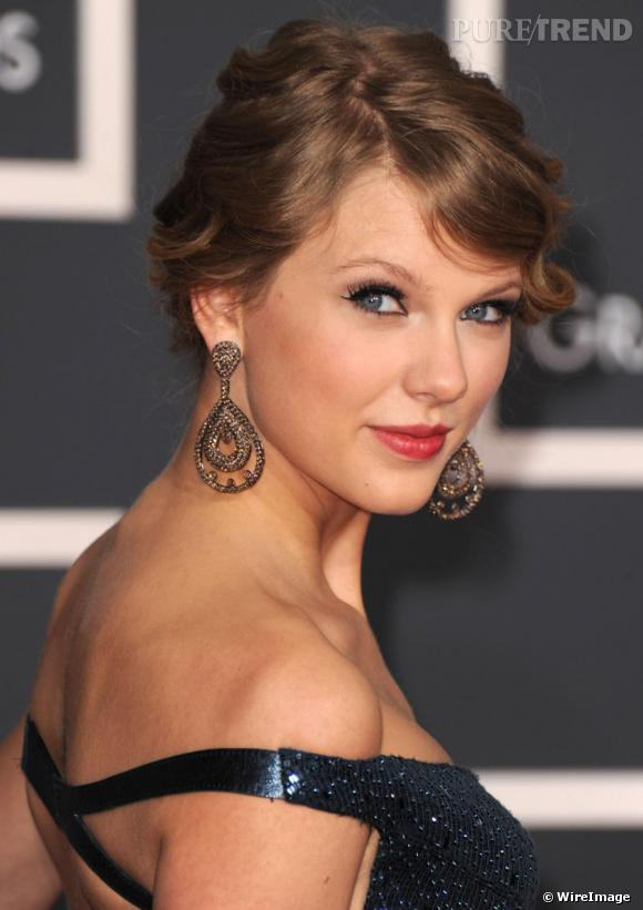 Taylor Swift aux Grammy Awards