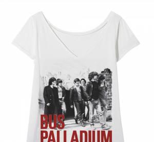 Le t-shirt Bus Palladium de Swildens