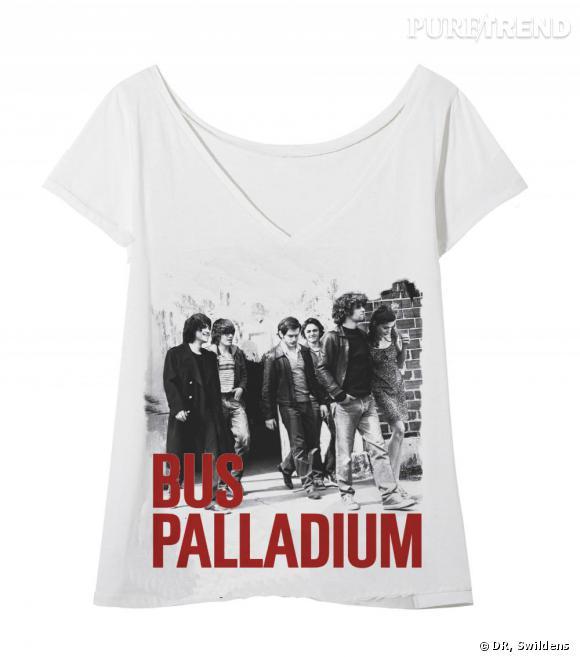 T-shirt Bus Palladium