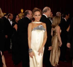 Oscars : Sarah Jessica Parker, vestale éblouissante