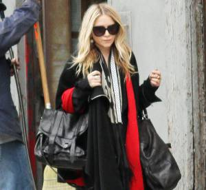 Mary Kate Olsen, follement sexy, même en manteau !