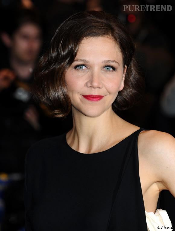Maggie Gyllenhaal ultra glamour sur le red carpet
