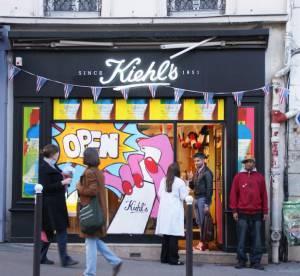 Kiehl's ouvre ses portes à Montmartre...