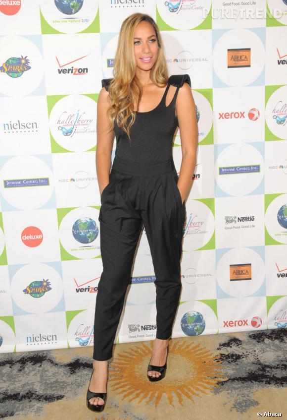 Leona Lewis au 30e anniversaire du gala Silver Rose à Beverly Hills