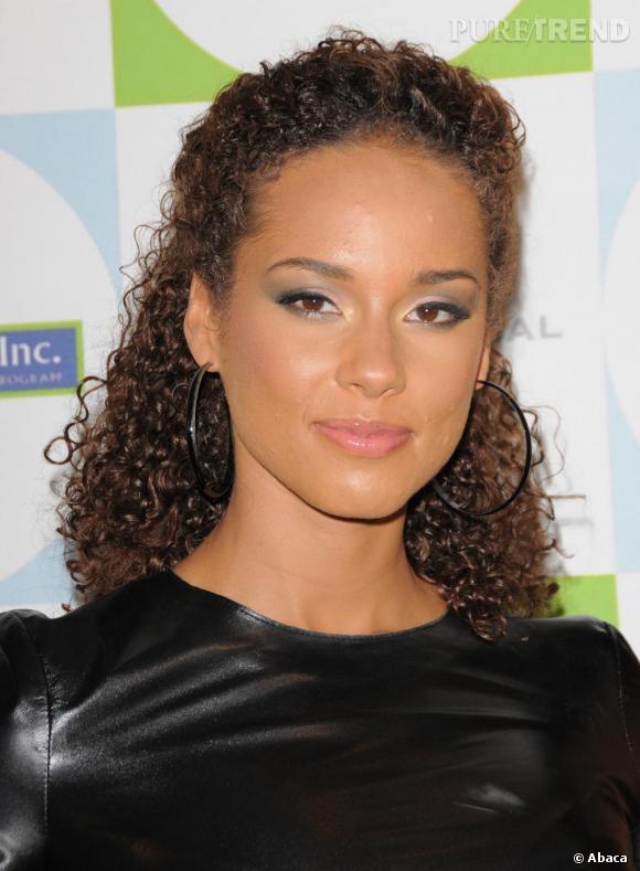 Alicia Keys au 30th anniversaire du Gala Silver Rose à Beverly Hills