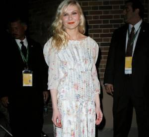 Kirsten Dunst, un look de petite fille modèle !