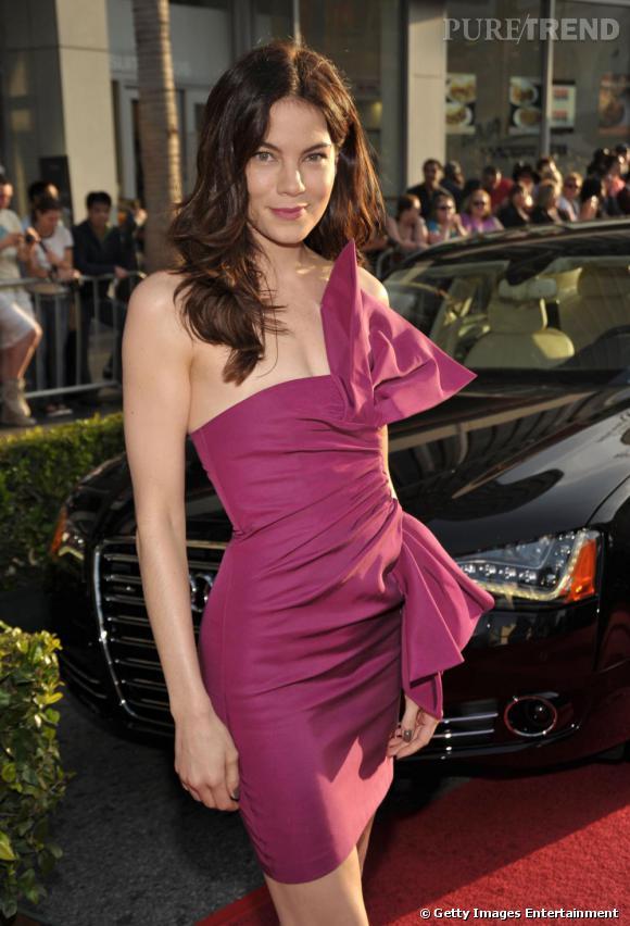 Michelle Monaghan à la première d'Iron Man 2 à Los Angeles